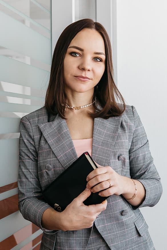 Полина Караваева